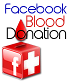 Facebook Blood Donation