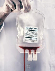 """Why You Should Donate Blood"""