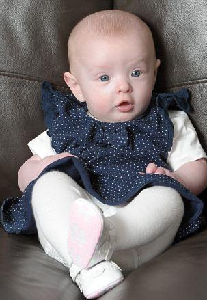"""Baby Olivia Norton"""