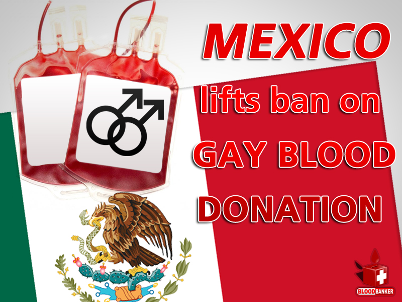 """Mexico Gay Blood Donation"""